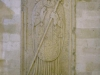 42 - Cattedrale di Bitonto - Lastra marmorea del vescovo Massarenghi - Cripta