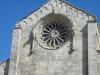 04 - Cattedrale di Bitonto - Particolare rosone sulla facciata occidentale