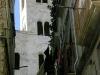 19 - Cattedrale di Bitonto - scorcio caratteristico campanile da via Rogadeo