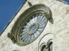12 - Cattedrale di Bitonto - Particolare rosone sul fianco meridionale