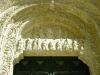 30 - Cattedrale di Bitonto - Architrave e timpano del portale occidentale